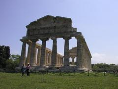 antichit�  a Paestum