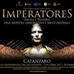 Imperatores ascesa e trionfo - a Catanzaro una mostra multimediale
