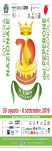 70a Fiera Nazionale del Peperone di Carmagnola