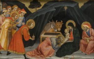 Taddeo di Bartolo alla Galleria Nazionale dell'Umbria